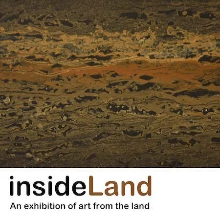 """Solo show """"InsideLand"""" at Fenners Gallery space"""