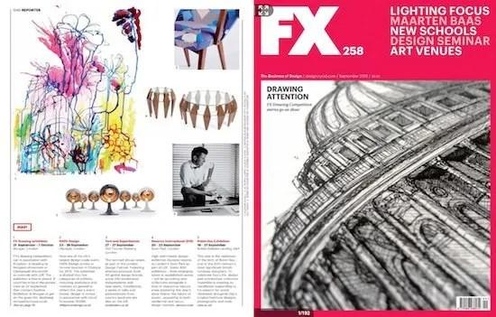 FX magazine