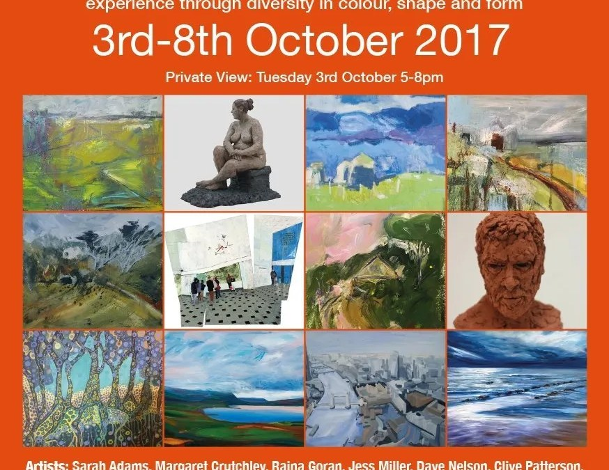 Dave Nelson exhibiting with London Painters and Sculptors Group
