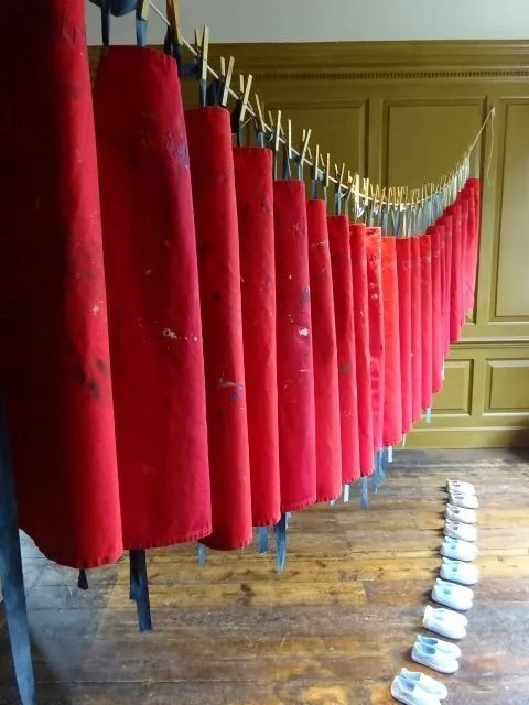 Play Days – Textile Art Installation by Digswell Arts Alumni Connie Flynn Has Been Extended