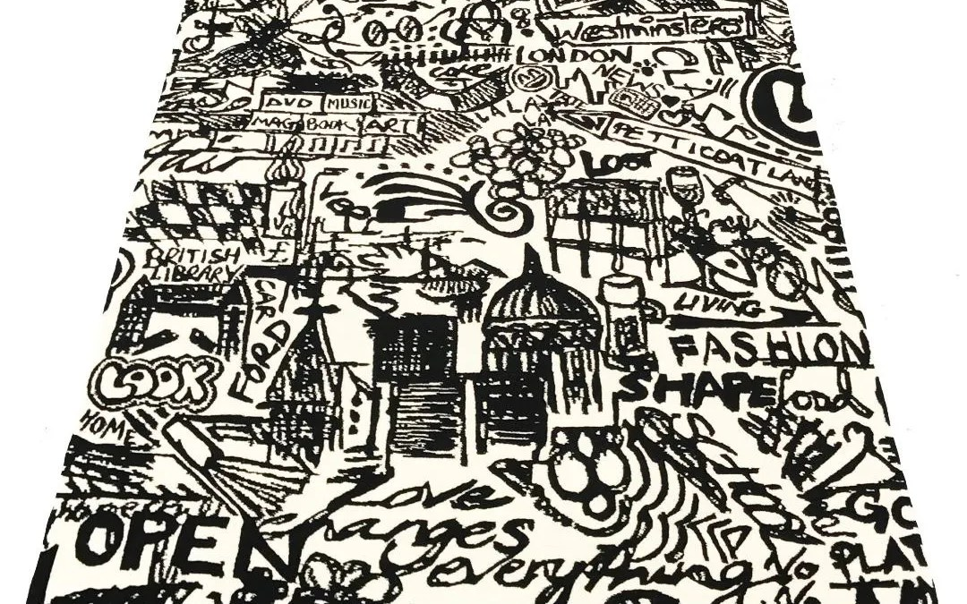 "Allistair Covell's ""London Streets"""