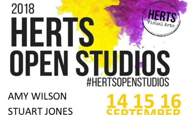 HVA Open Studios – September 2018 – at Fenners, Letchworth