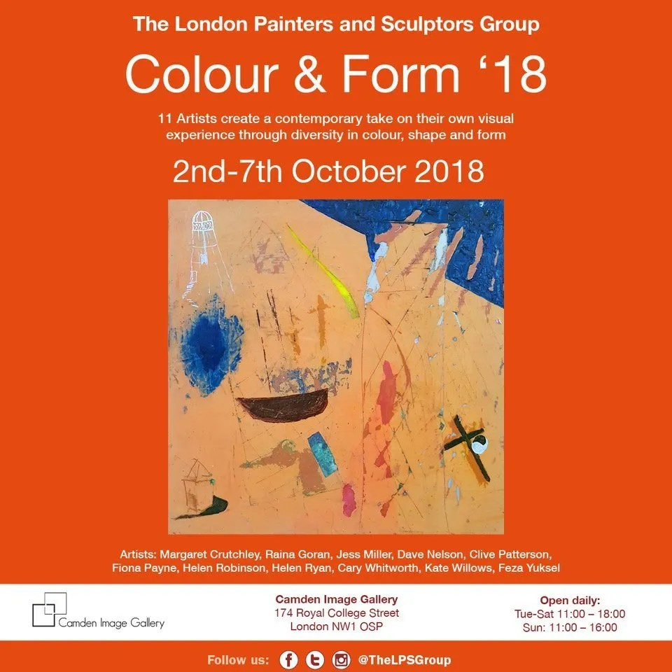 London Painters and Sculptors Group Exhibition