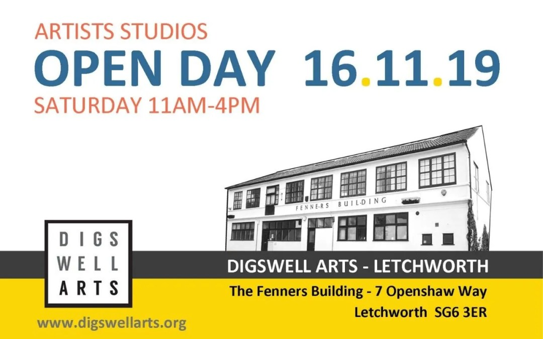 Open Studios at the Fenners