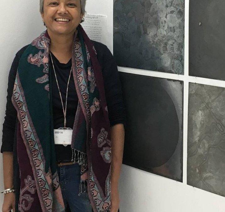 Print Workshop – Exploring Monoprint with Suman Gujral
