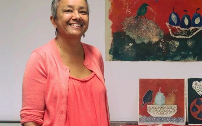 Exploring Monoprint – with Suman Gujral