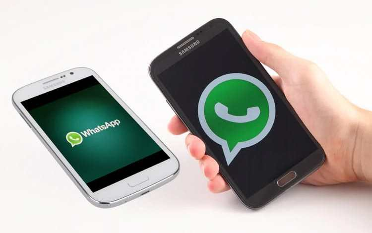 use one WhatsApp Account on Two phones