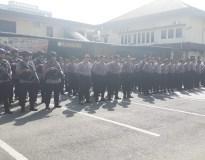 728 Personel Disebar Amankan Imlek di Medan