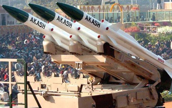 Bentrok dengan China, India Kerahkan Sistem Rudal di Perbatasan