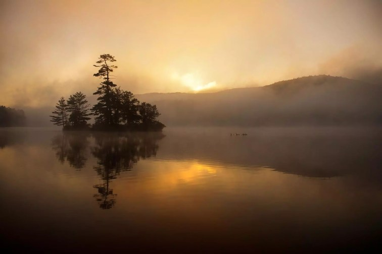 lake-luzerne-sunset