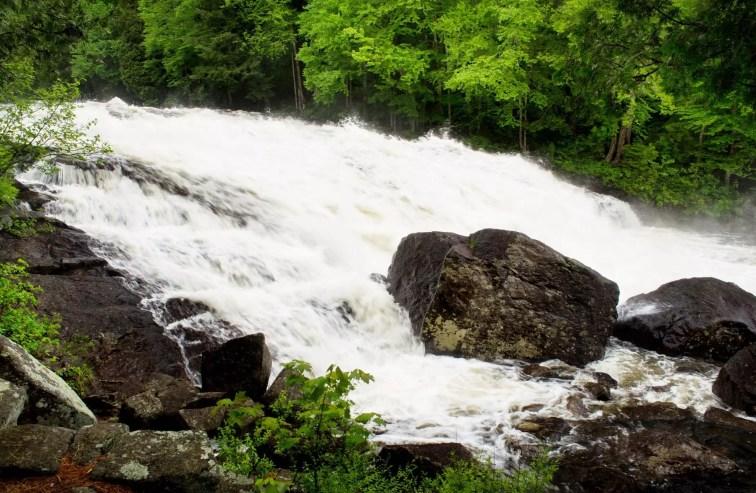 Buttermilk Falls - Arietta