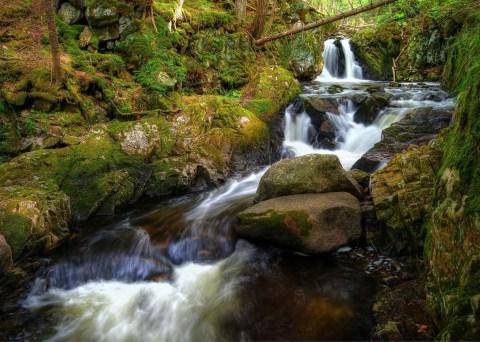 East Jimmy Creek Falls
