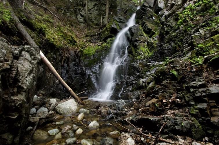 Mossy Cascade, waterfall