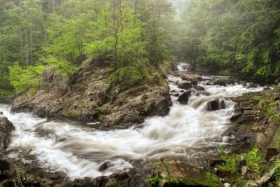 Northwest Bay Brook Falls