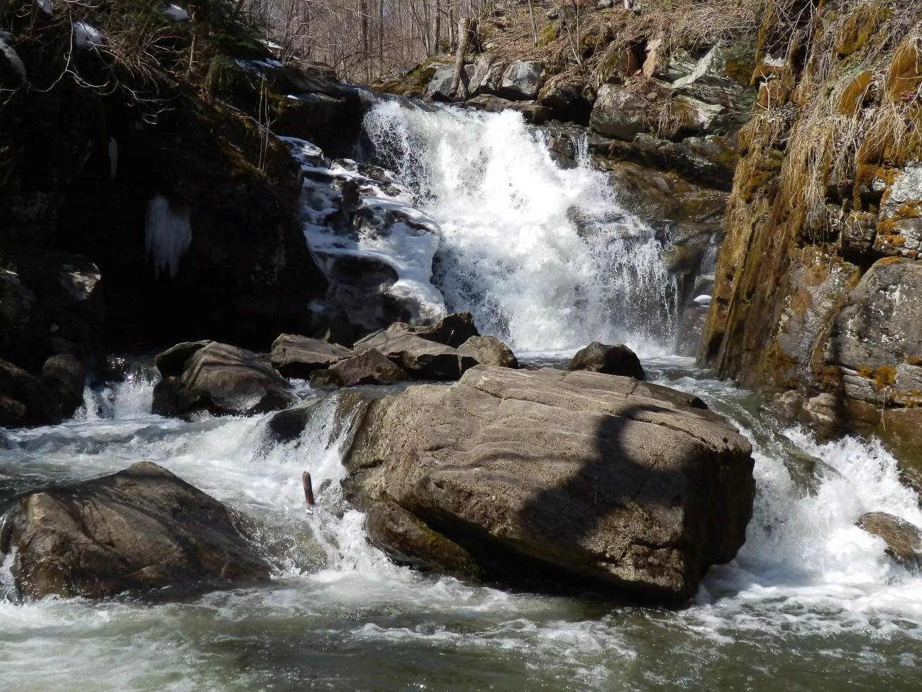 Faville Falls, Herkimer County, New York