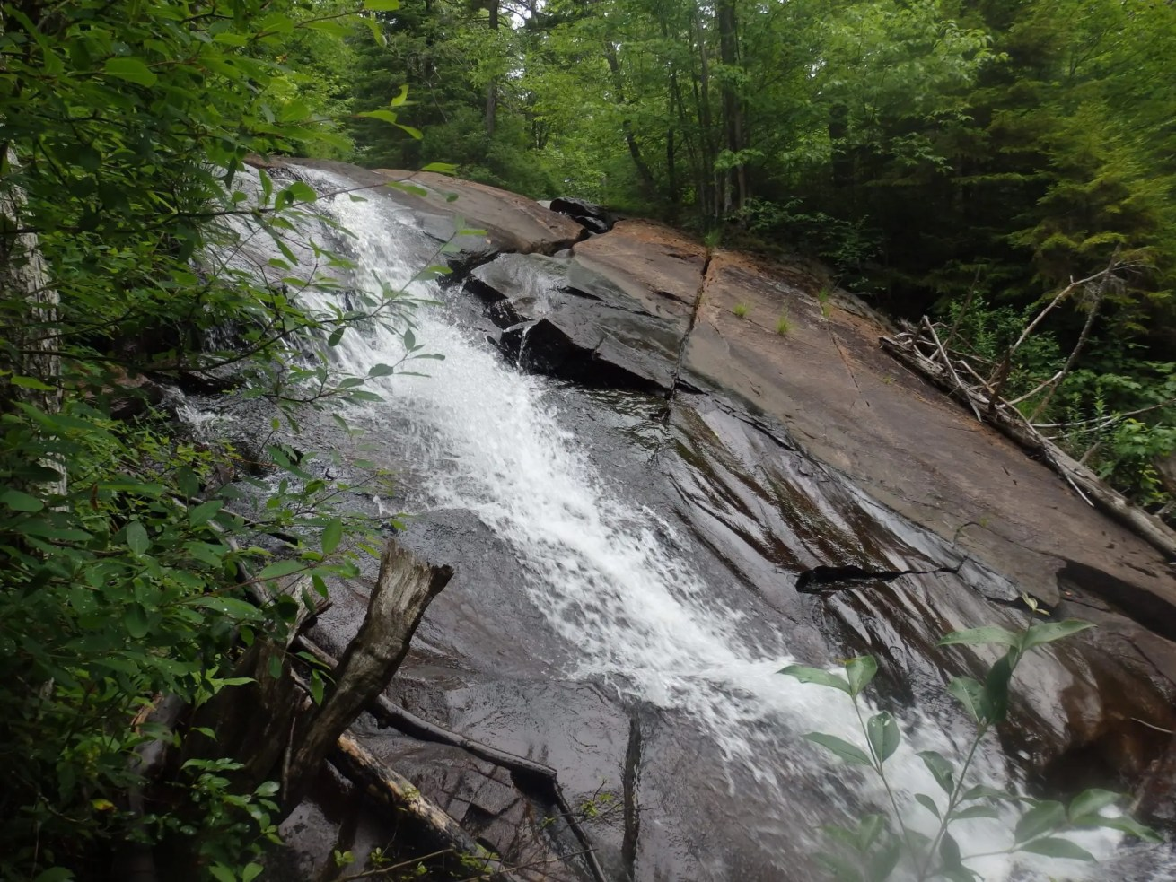 Twitchell Creek Falls and Cascades, Herkimer County, New York