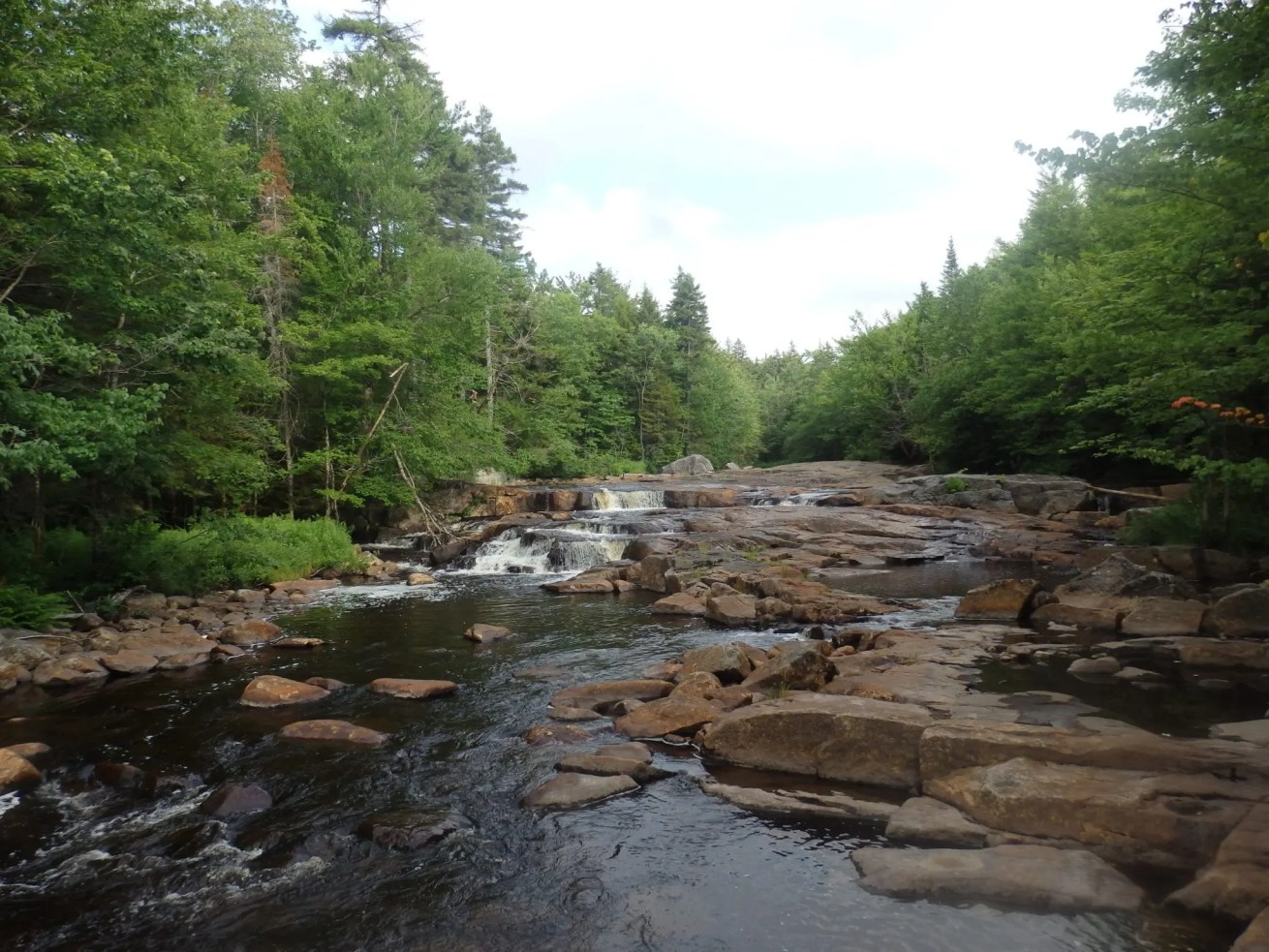 Twitchell Creek - Falls #2 - Eagle Bay, Herkimer County, New York