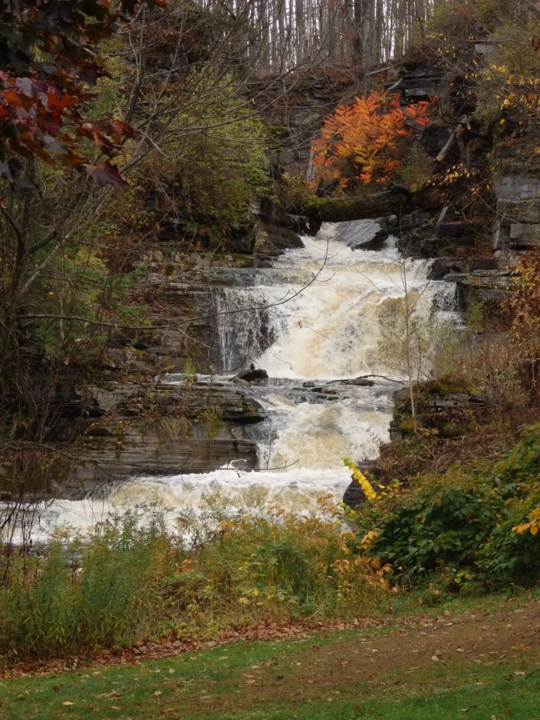 Swans Falls, Lewis County, New York
