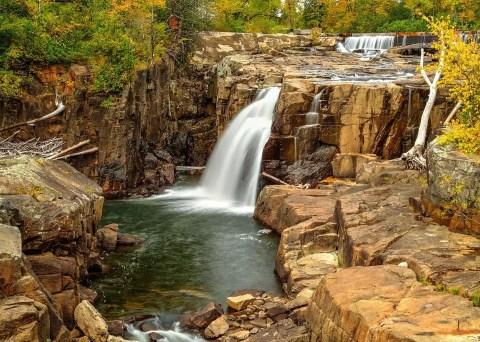 Falls at Wadhams