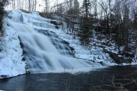 barberville falls waterfall
