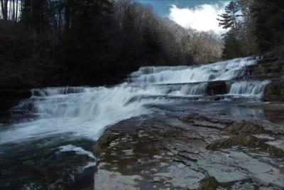 Waterfall Wednesday Roadtrip
