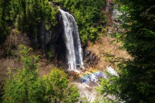 OK Slip Falls waterfall