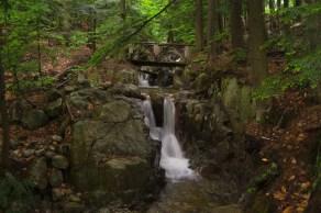 Footbridge Falls