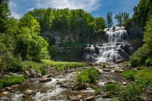waterfalls, new york state waterfalls