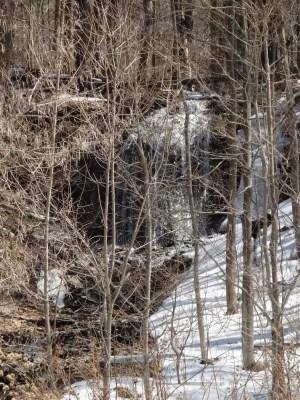 North Street Falls on, Madison County, New York