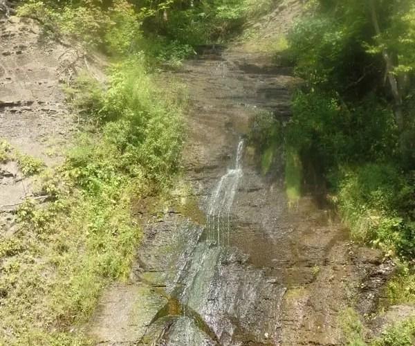 Totman Gulf Falls, Jefferson County, New York