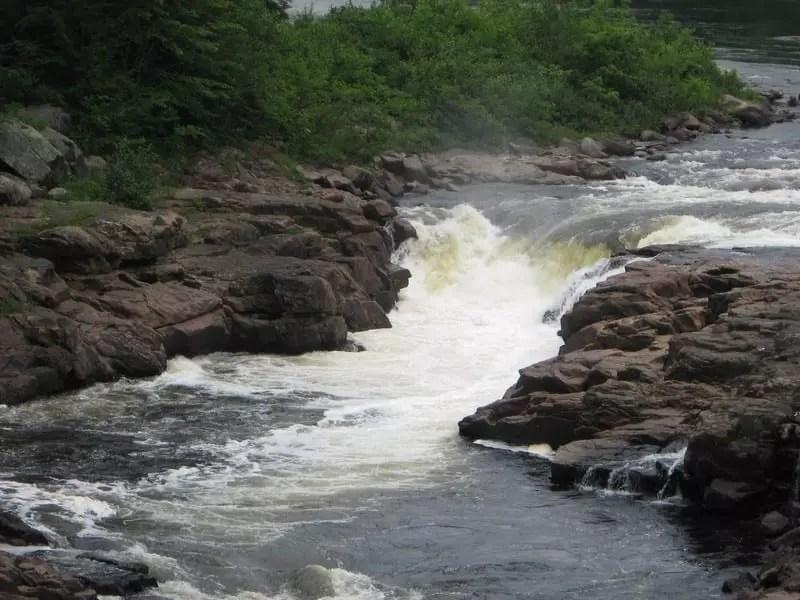 Rockwell Falls, Warren County, New York