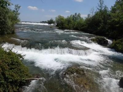 Second Sister Falls, Niagara County, New York 7-6-2016
