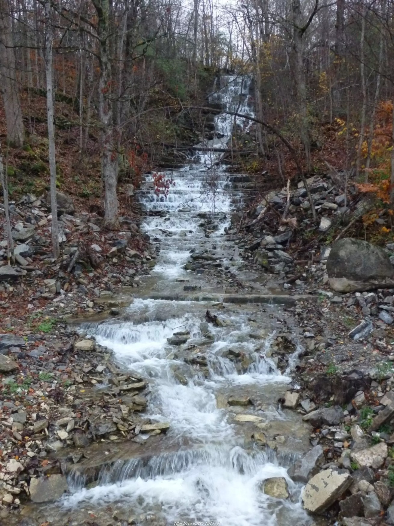 Unnamed Falls, Port Leyden, Lewis County, New York