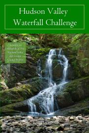 Hudson valley waterfall challenge guide cover