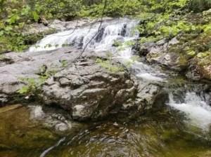 Gill Brook Waterfall
