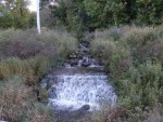 Unnamed Stream, falls on, Lewis County, New York 9-20-215