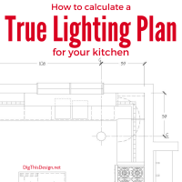 A True Lighting Design Plan & LED Technology