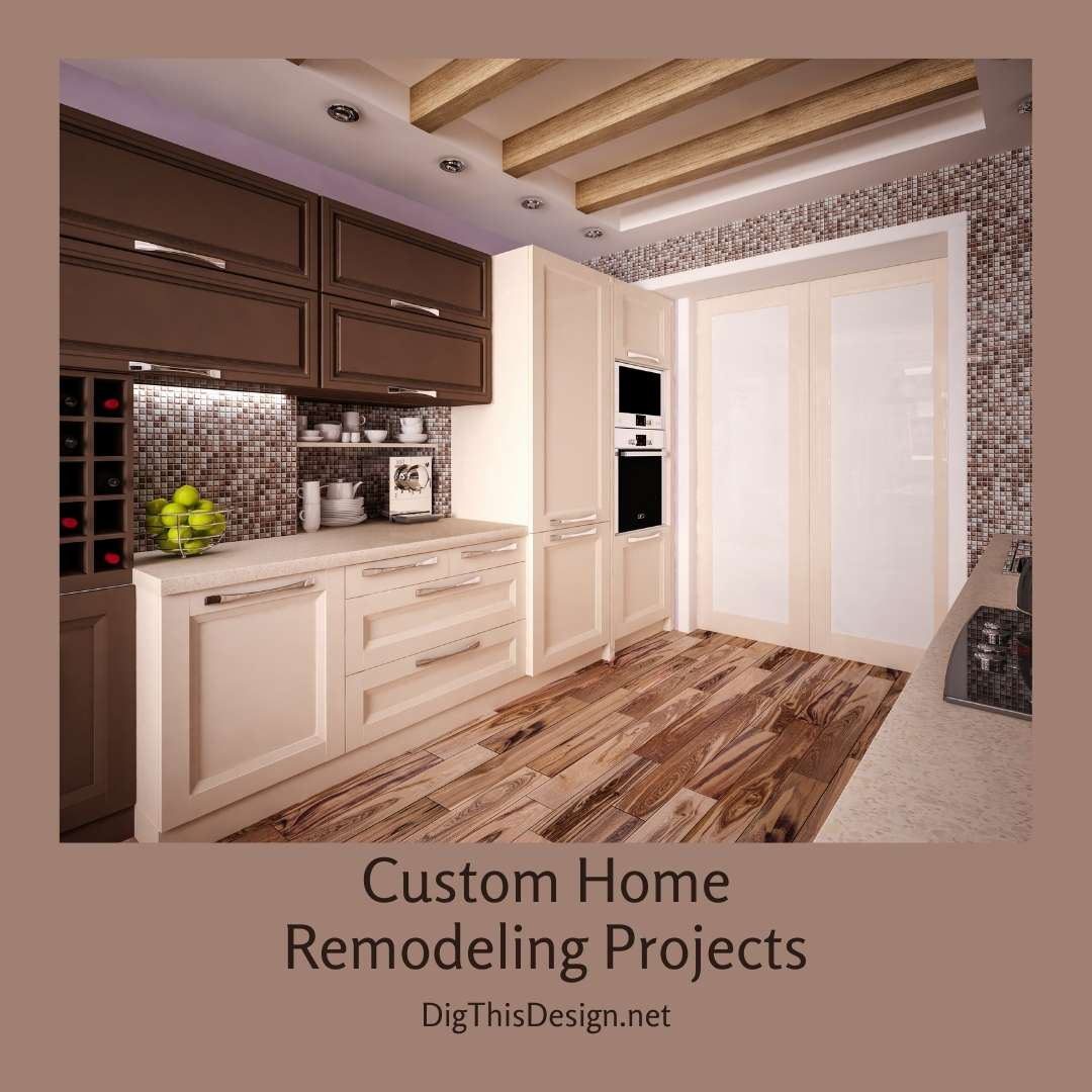 Custom Home Remodeling Projects   Dig This Design