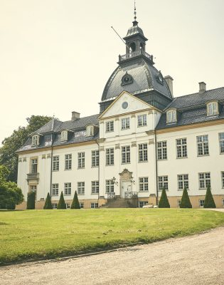 Litteratur på Slottet – Fantombillede på Charlottenlund Slot