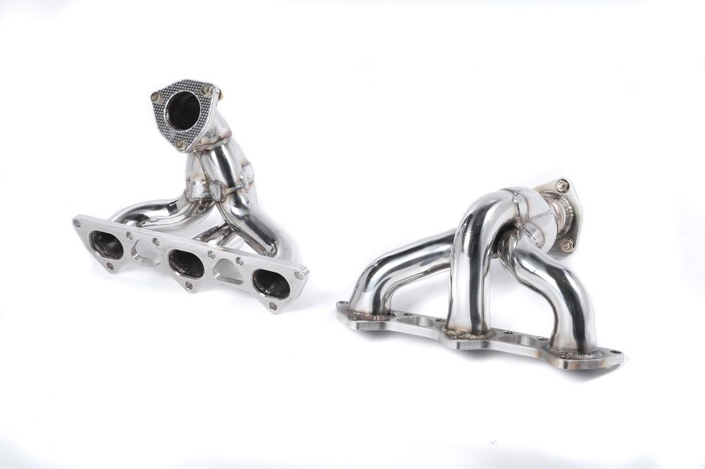 stainless steel performance exhaust manifold