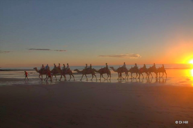 Broome the home of many First Nation Australians