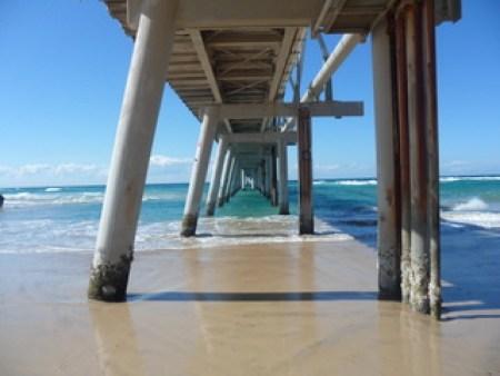 Seaside near the Spit