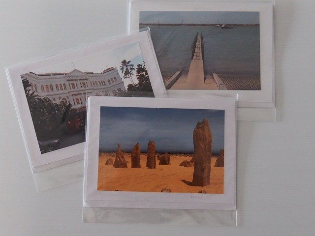 Handmade Cards - photography by Di Hill