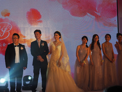 Wedding of Sam
