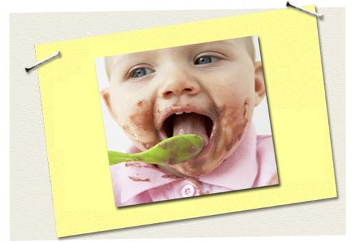 O segredo da papinha – receitas para bebês