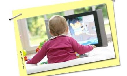 Nas férias, desligue a TV!