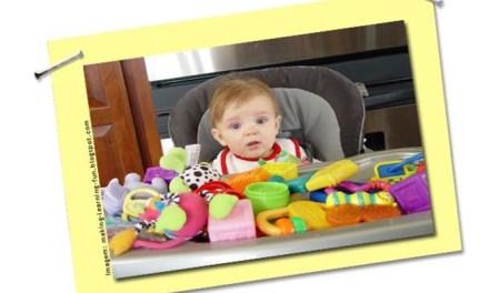 Brinquedo não tem nada a ver com brincadeira de criança