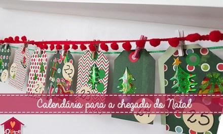 Calendário de Natal: Seu filho vai se divertir e aprender