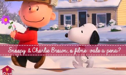 O novo filme do Snoopy é legal?