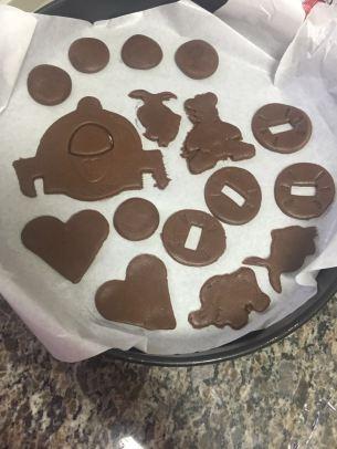 Biscoitos da leitora Ariene